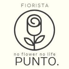 no flower no life fiorista PUNTO.